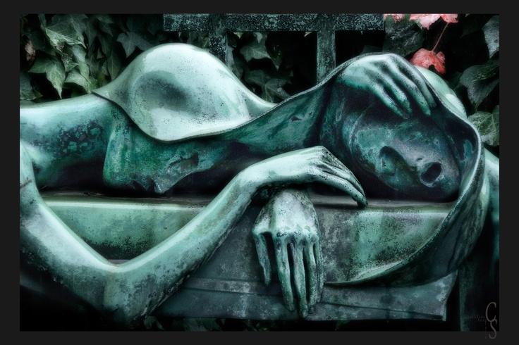 Monumento Bistoletti - Adolfo Wildt  Photo by Claudio Soavi