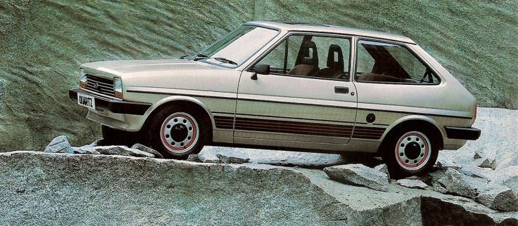 1983 Ford Fiesta Quartz