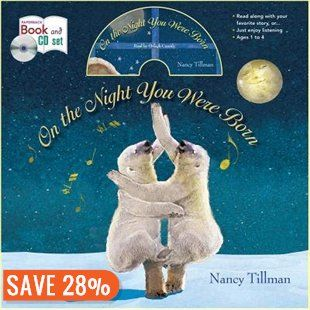 On the Night You Were Born book and CD storytime set Book by Nancy Tillman   Other   chapters.indigo.ca