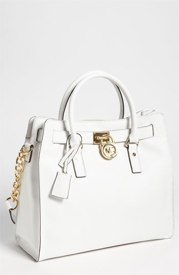 MICHAEL+Michael+Kors+'Large+Hamilton'+Saffiano+Leather+Tote+available+at+#Nordstrom
