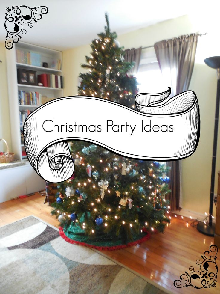 Ideas for stations and group activities and games for Children's Ministry Christmas Party!