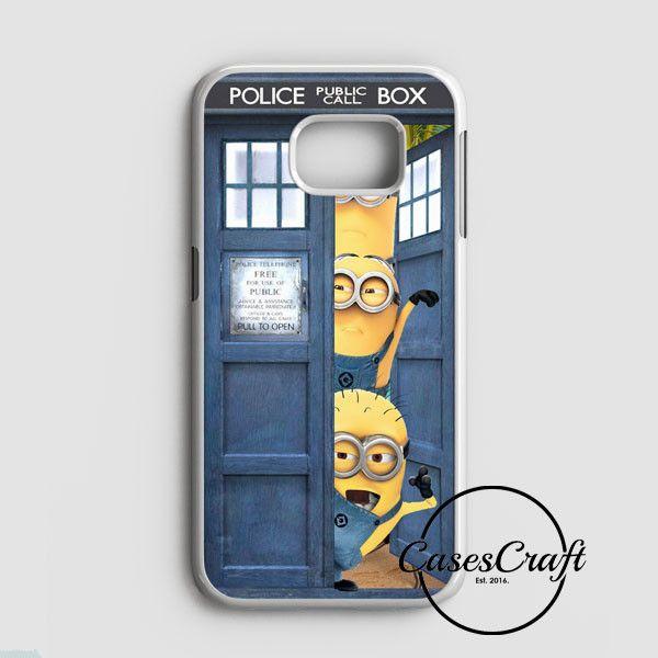 Despicable Me Minion One Direction Samsung Galaxy S7 Edge Case | casescraft