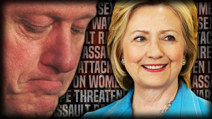 The Clintons' War on Women | Roger Stone and Stefan Molyneux
