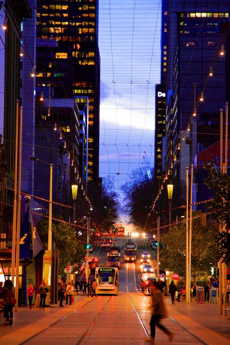 Melbourne - Australia - by Bryan on 500px