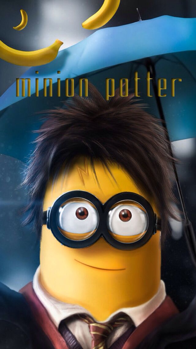 Minions~Harry Potter