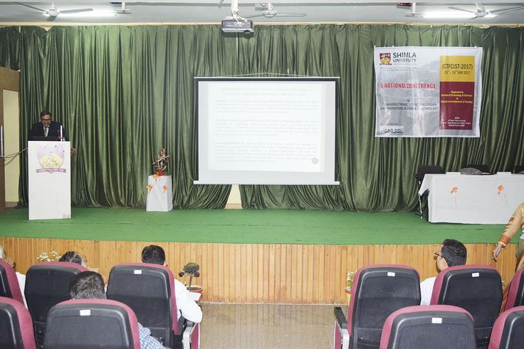 Glimpse of the speech of Dr Ashok Kumar Raghav , Vice Chancellor on Current Scenario of Research in Science and Technology in India coupled with Changing Trends, Future Challenges and Innovations in National Seminar on CTFCIST.