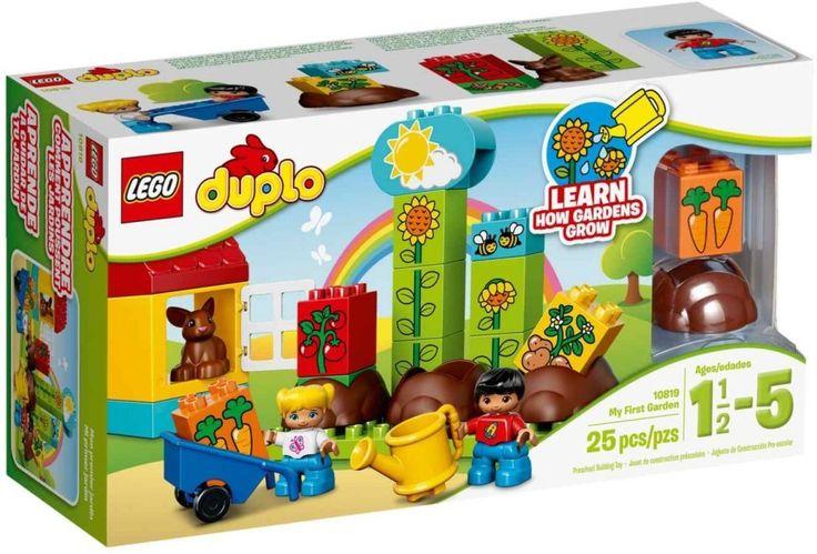 Lego Duplo 10819 Moje první zahrádka - 0
