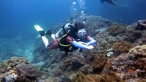 Advanced open water diving scuba with PADI                          http://www.crystaldive.com/diving-courses/padi-advanced-open-water-course.html