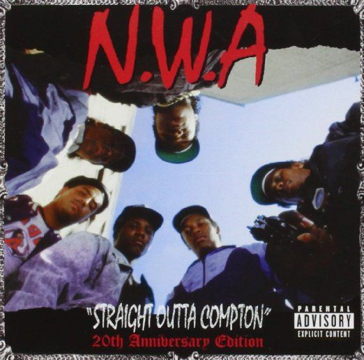 NWA - Straight Outta Compton: 20th Anniversary Edition