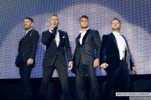 Boyzone at the O2 Dublin