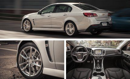 2014 Chevrolet SS Sedan Instrumented Test – Review – Car and Driver