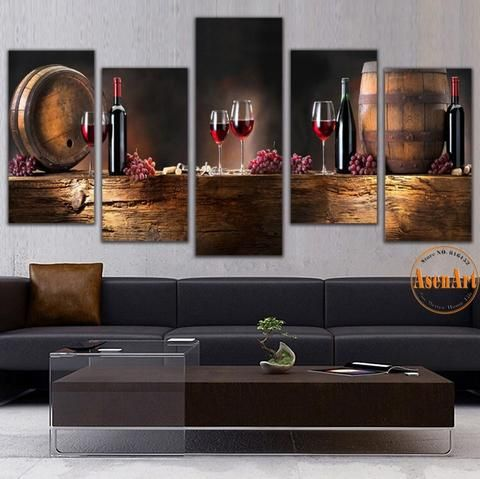 17 best ideas about modern wine rack on pinterest wine - Panneau mural cuisine ...