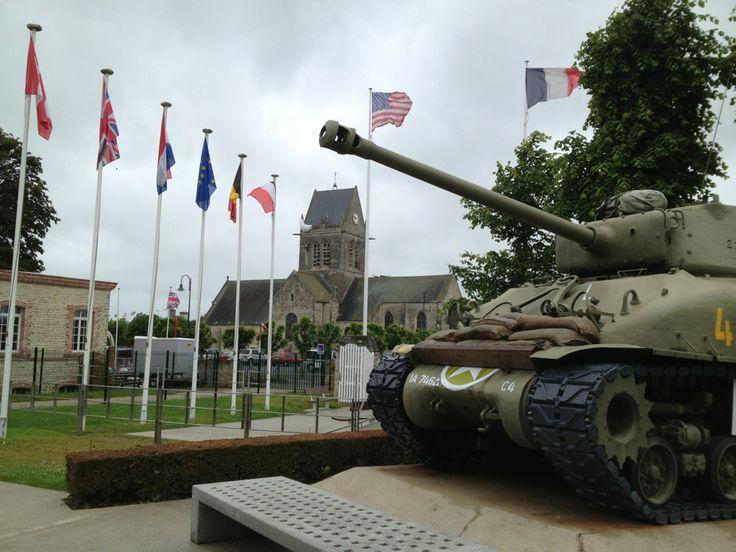 Musée Airborne (Sainte Mere Eglise, France)