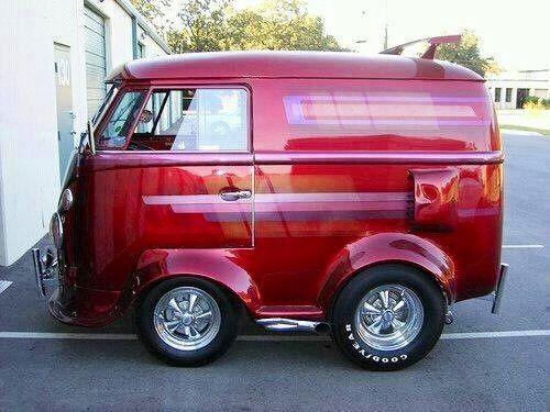 Truly a Mini Van