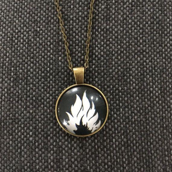 Sale Divergent Dauntless necklace