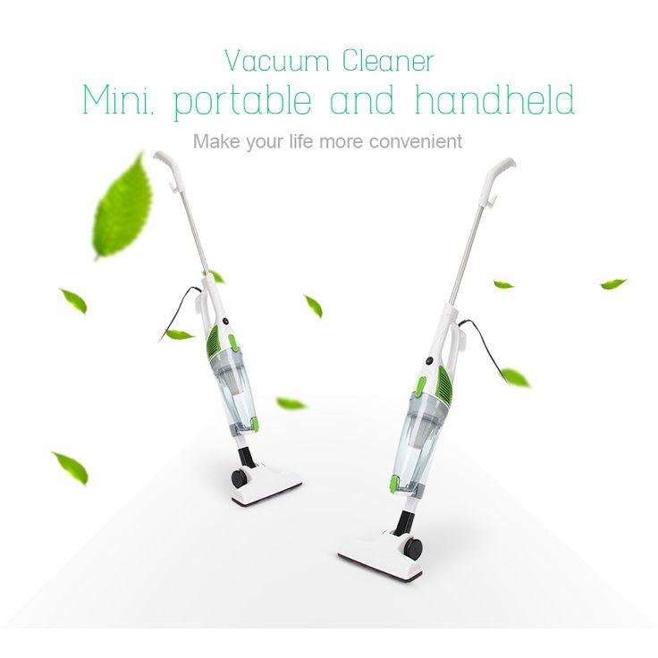 Handheld vacuum cleaner Ultra Quiet Mini Home Rod Vacuum Cleaner Portable Dust Collector Home Aspirator EU Plug