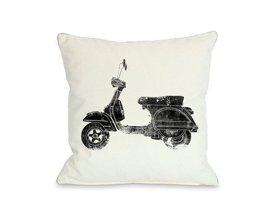 Vespa Motor Scooter. Instant Download. by DigitalArtDownloads, $4.95