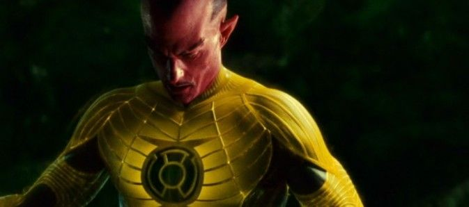 No Mark Strong For Green Lantern Reboot (Video)