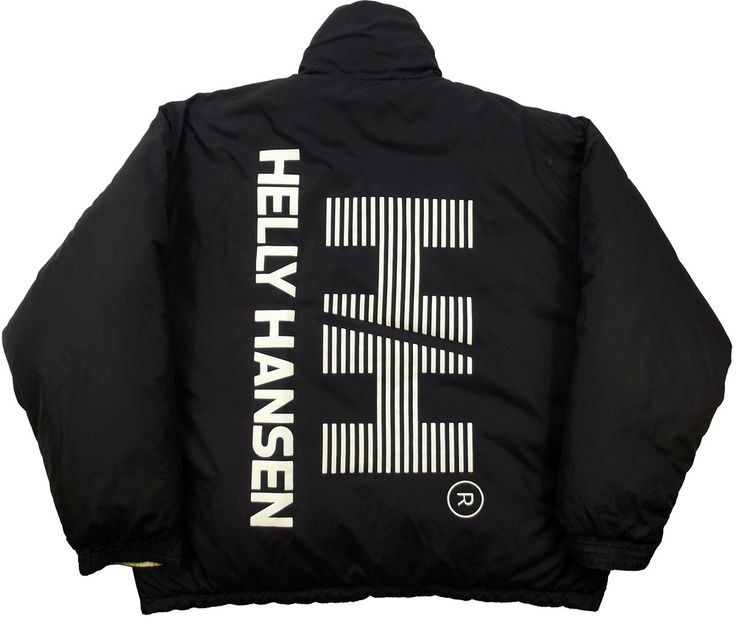 Image of Vintage Helly Hansen Reversible Down Jacket Size XXL