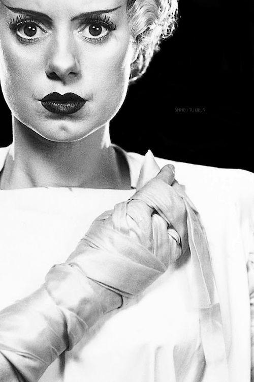 Elsa Lanchester, The Bride Of Frankenstein, From Boutique Horror-Horror Boutique