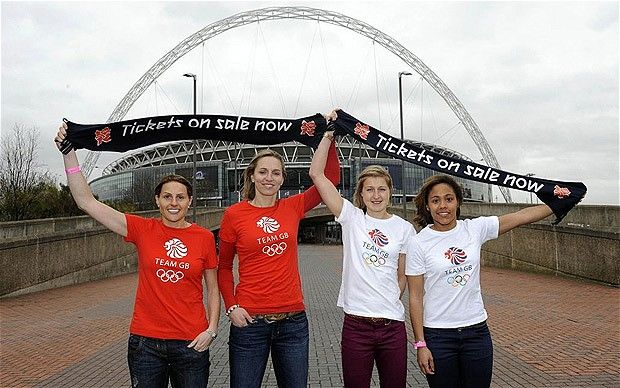 Team GB Soccer