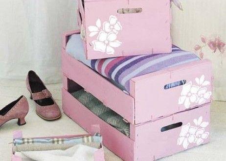 Tiles y pr cticas manualidades con cajas de madera no te - Manualidades con cajas de madera ...