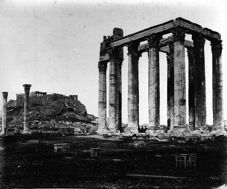 Η Αθήνα του 1862 μέσα από τον φακό του Jakob August Lorent – Αντικλείδι