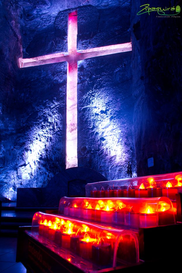 Nuestra #primeramaravilla #catedraldesalzipaquira #Zipaquira. Tienes que conocerla! #Zipaquiraturistica #larespuestaesCOlombia