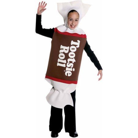 Tootsie Roll Child Halloween Costume, Boy's, Size: Medium