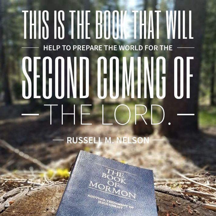 #oct17ldsconf #ldsconf #PresNelson #BookofMormon #secondcoming #lastdays #spiritual #preparedness