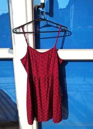 Kup mój przedmiot na #vintedpl http://www.vinted.pl/damska-odziez/krotkie-sukienki/17523672-sukienka-w-krzyze-idealna-na-wiosne-rozmiar-l