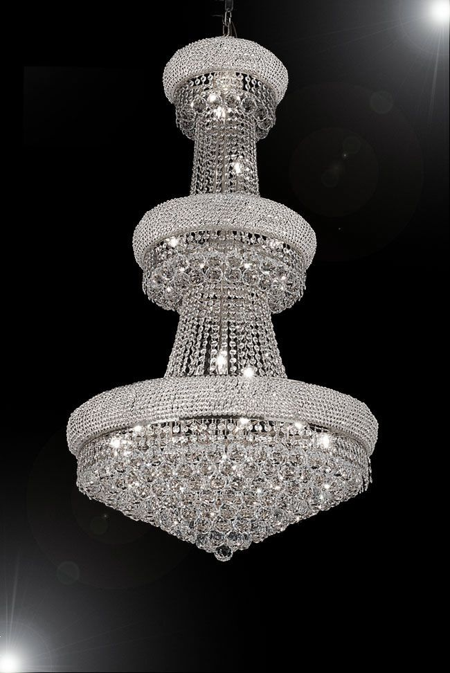 Empire Style CHANDELIER Chandeliers, Crystal Chandelier, Crystal Chandeliers, Lighting