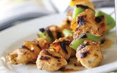 Resep Kebab Ayam Mayonaise Praktis dan Sederhana