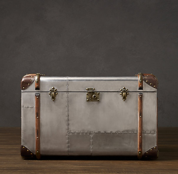 Restoration Hardware Richards Trunk Coffee Table: 16 Best Trending: AVIATION Images On Pinterest