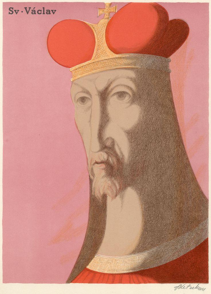 Svatý Václav (Saint Wenceslaus)