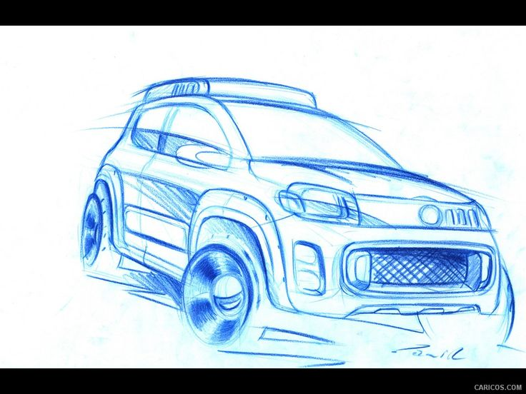 2011 Fiat Uno  - Design Sketch, 1024x768, #141 of 185