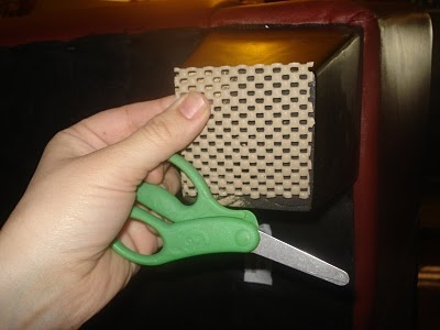 One Thrifty Chick: Furniture Grippers U0026 Update!