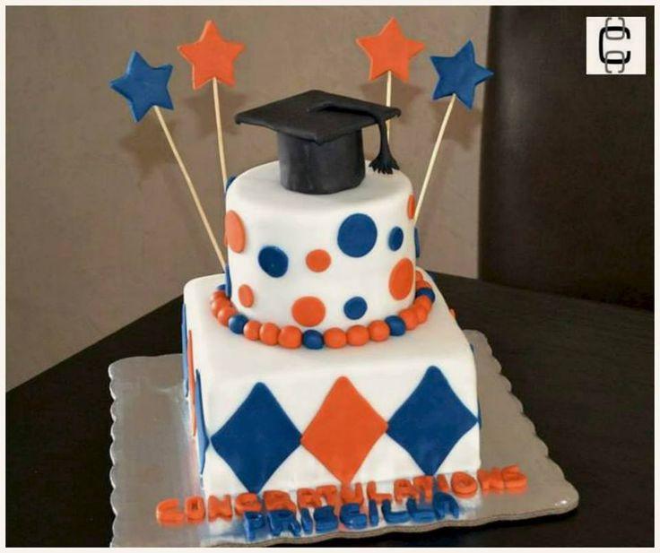 FONDANT GRADUATION CAKE IDEAS / GRADUATION PARTY IDEAS / PASTELES DE GRADUACION / FIESTA DE GRADUACION