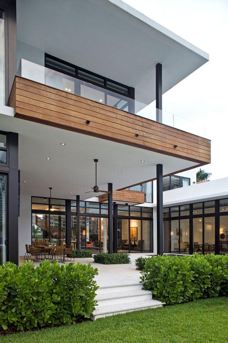 25 besten Ideen für moderne Häuser Bilder auf Pinterest | Moderne ...