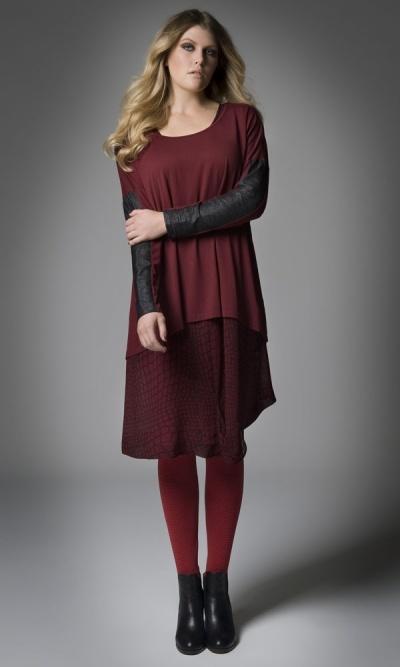 3116 TEST PATTERN dress,    3187 UNDERSTUDY legging