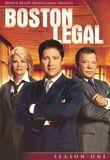 Boston Legal: Season 1 [5 Discs] [DVD]