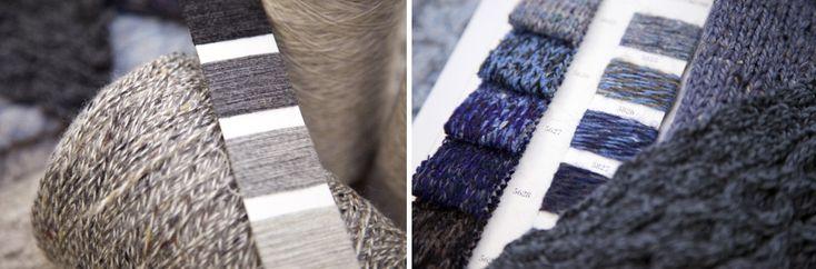 IEK Aran Sweater Design