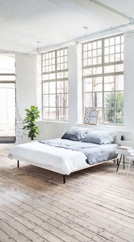 Minimal Bedroom Interior Design Inspiration