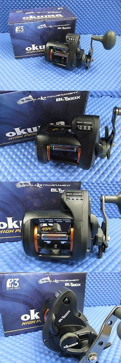 Other Fishing Reels 166159: Okuma Blt-30Dx Big Lake Tournament Series Line Counter Trolling Reel -> BUY IT NOW ONLY: $65.99 on eBay!