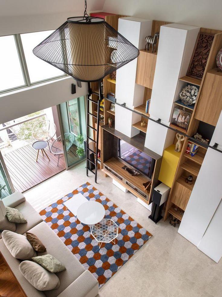 Tv Wall Shelves Living Room