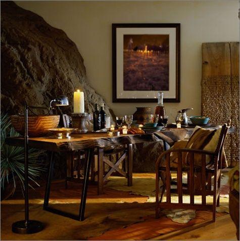 17 best images about ralph lauren home desert southwest for Ralph lauren dining room ideas