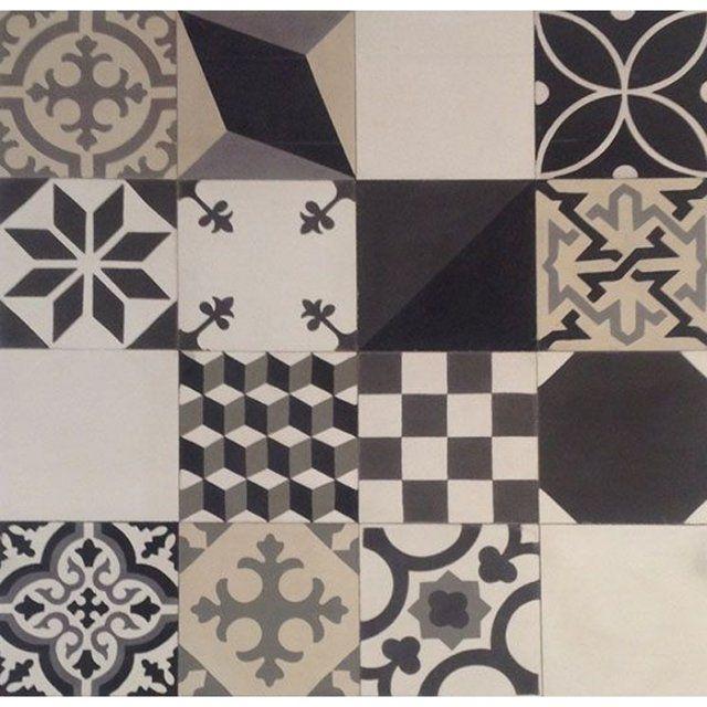 10 bonnes raisons de succomber à la tendance du carreau ciment - Marie Claire Maison