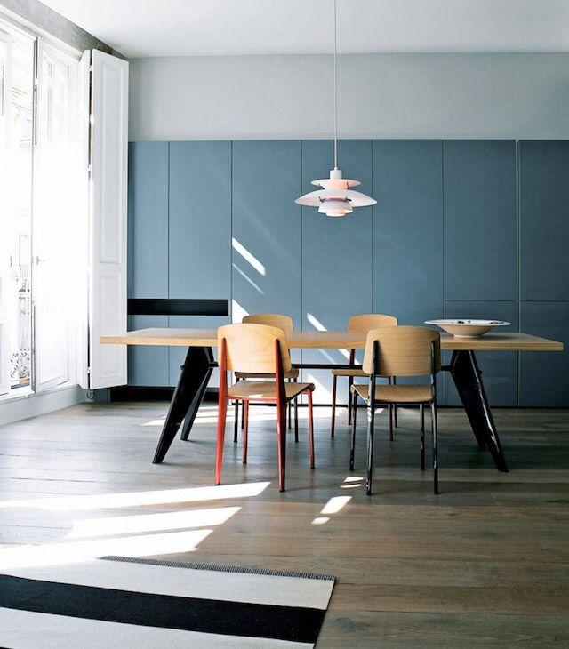 Color Inspo | Oval Room Blue