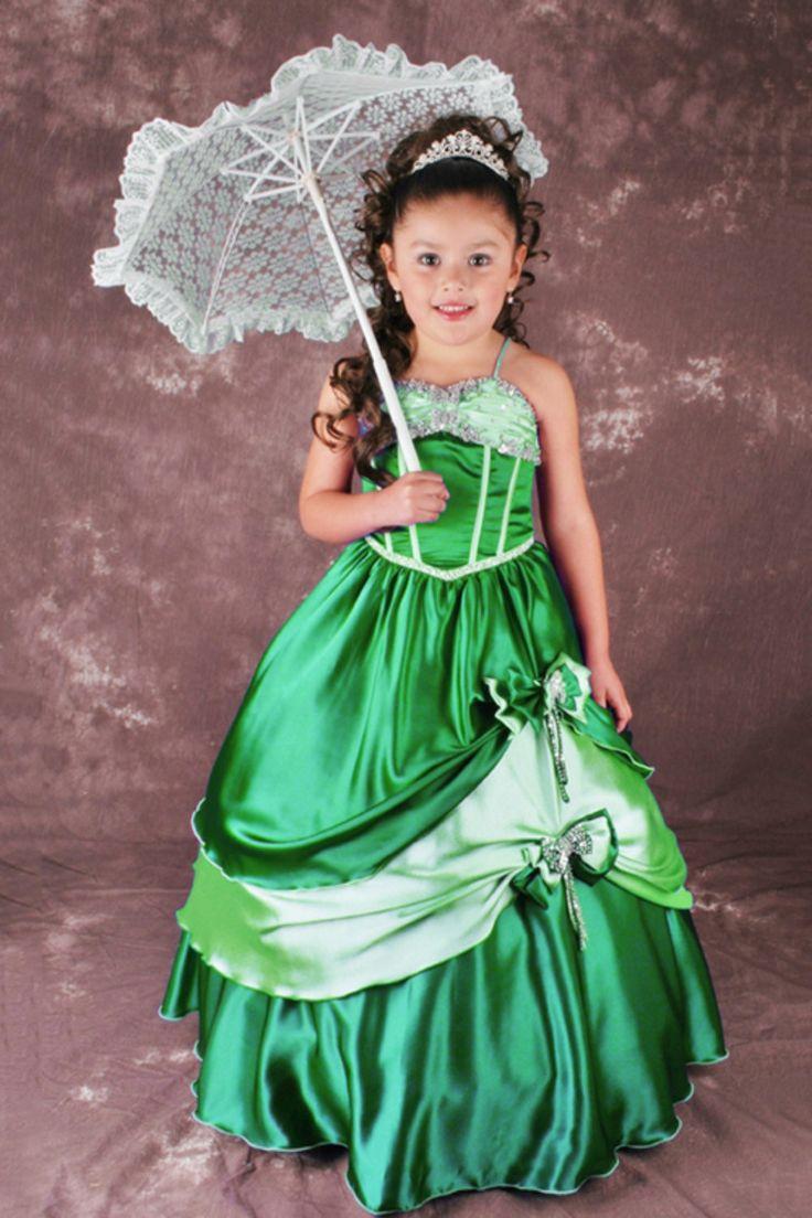 79 best flower girl dresses images on pinterest bridesmaids ball gown spaghetti strap beaded bowknot lace up back floor length flower girl dresses ombrellifo Images