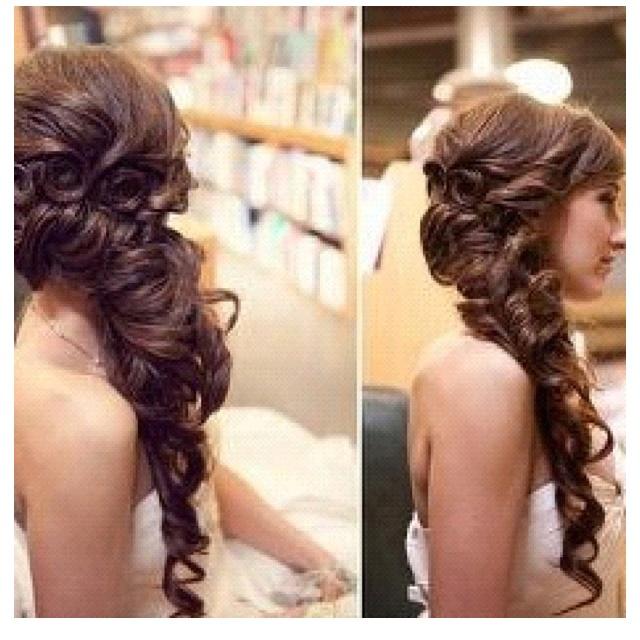 .Elegant Curls, Side Swept Hair, Beautiful Updo, Prom Hair, Free Makeup, Http Makeupsamples Nets Tc, Makeup Samples, Side Braids, Hair Long